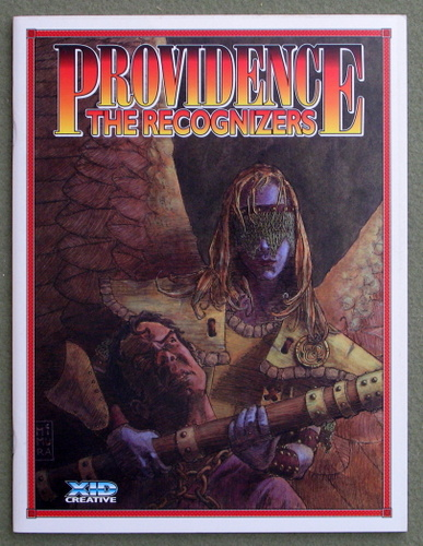 Image for Providence: The Recognizers