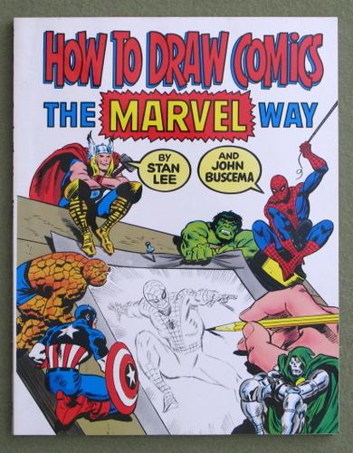 draw comics the marvel way pdf