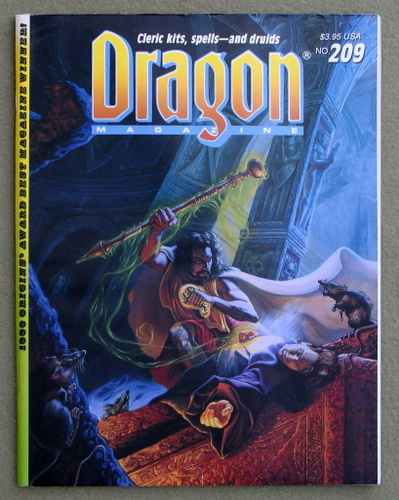 Image for Dragon Magazine, Issue 209