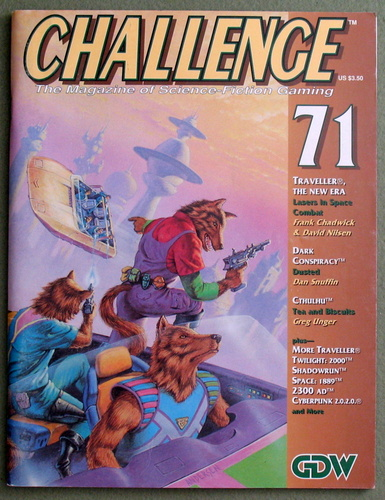Image for Challenge Magazine, Issue 71