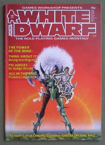 Image for White Dwarf Magazine, Issue 79