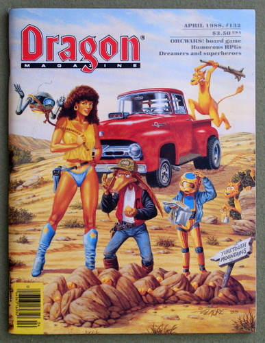 Image for Dragon Magazine, Issue 132