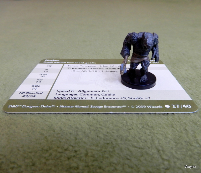 Image for Norker (Dungeons and Dragons Savage Encounters Miniature 27/40)