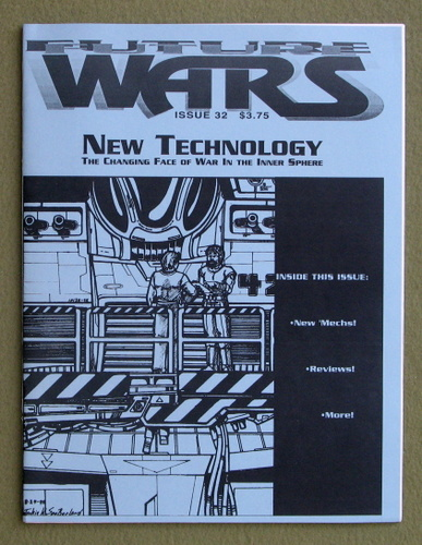 Image for Future Wars Magazine, Issue 32 (Battletech)