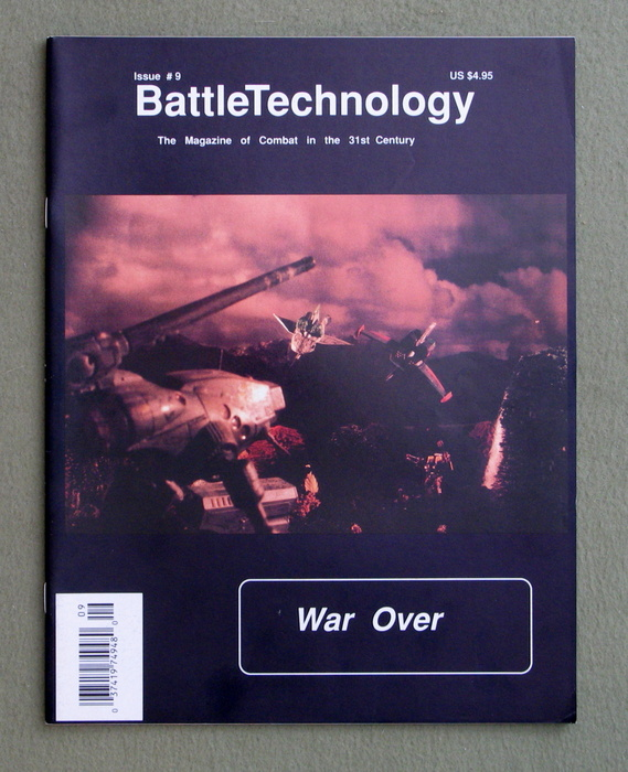 Image for BattleTechnology Magazine, Issue 9 (Battletech)