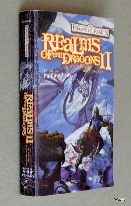 Image for Realms of the Dragons II: The Year of Rogue Dragons (Forgotten Realms)