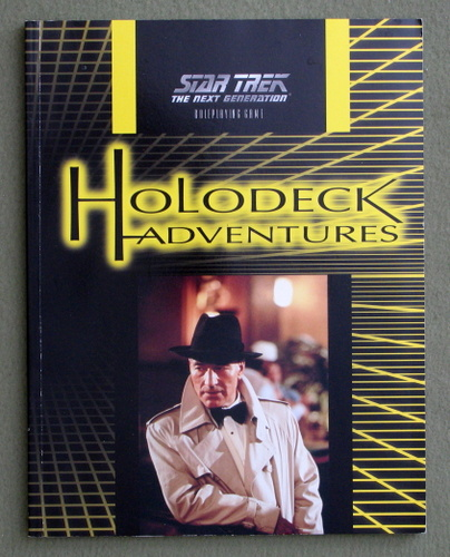 Image for Holodeck Adventures (Star Trek: The Next Generation Roleplaying Game)