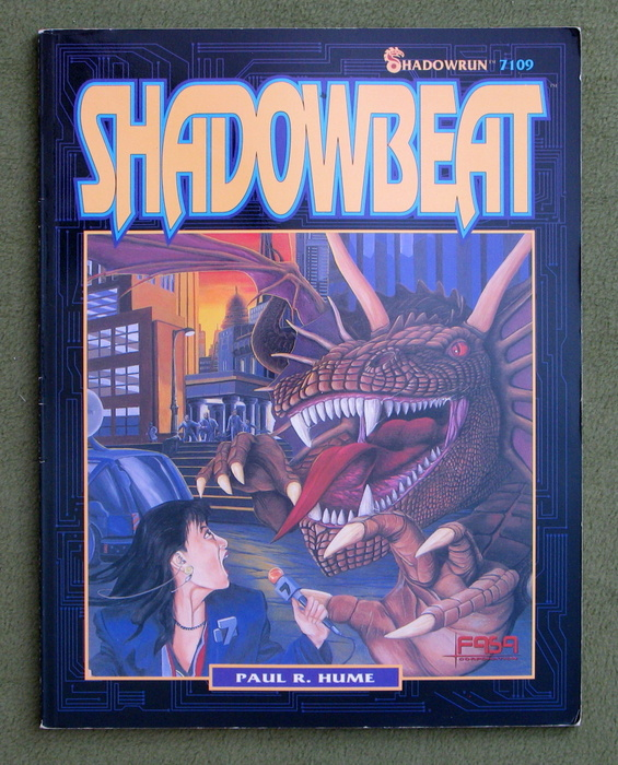Image for Shadowbeat (Shadowrun)