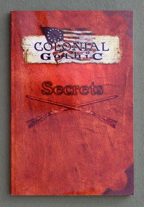 Image for Colonial Gothic: Secrets