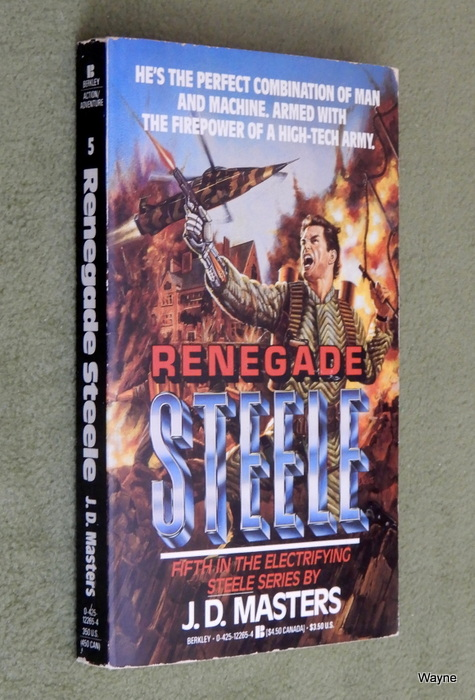 Image for Renegade Steele (#5)