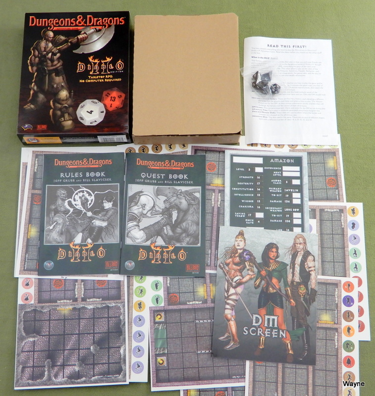 Image for Dungeons & Dragons Adventure Game: Diablo II Edition