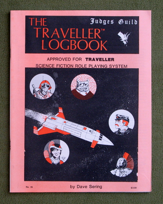 Image for The Traveller Logbook