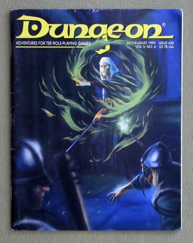 Image for Dungeon Magazine, Issue 30