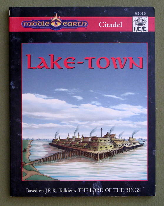 Image for Lake-town (Middle Earth Role Playing/MERP)