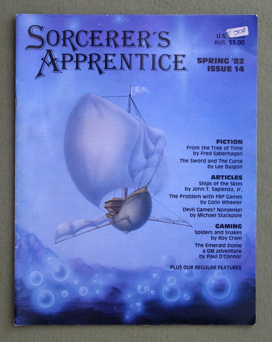 Image for Sorcerer's Apprentice Magazine, Issue 14