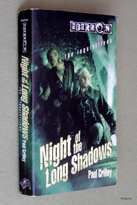 Image for Night of the Long Shadows (Eberron: The Inquisitives, Book 2)