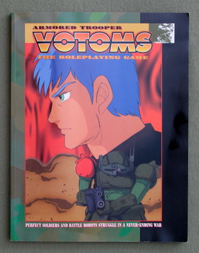 Image for Armored Trooper: Votoms - The Role-Playing Game