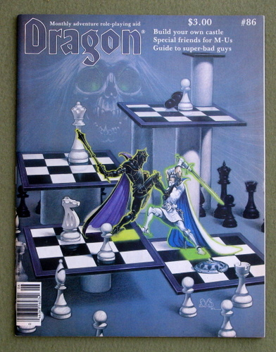 Image for Dragon Magazine, Issue 86