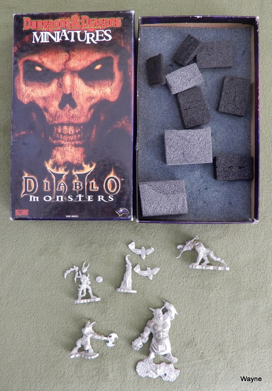 Image for Diablo II Monsters (Dungeons & Dragons Miniatures)
