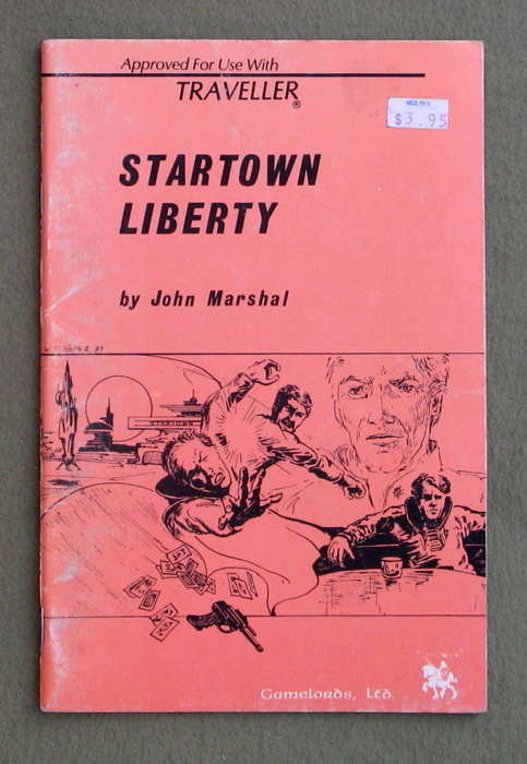 Image for Startown Liberty (Traveller)
