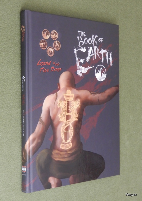 Image for Book of Earth (Legend of the Five Rings, 4th edition)