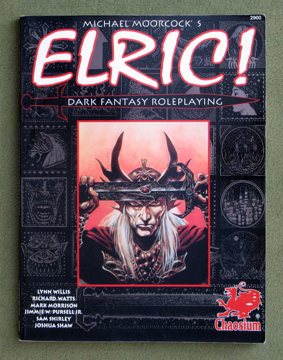 Image for Elric: Dark Fantasy Roleplaying in the Young Kingdoms