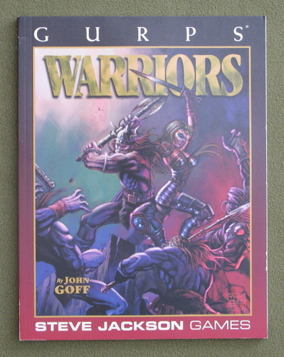 Image for GURPS Warriors