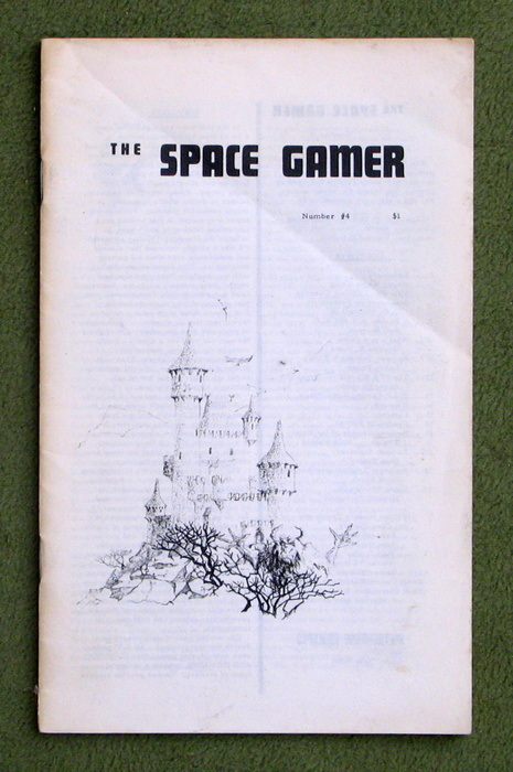 Image for The Space Gamer Magazine, Issue 4