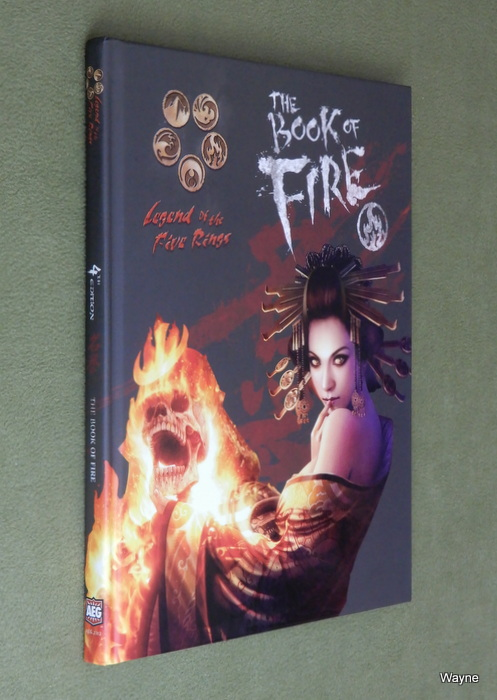 Image for Book of Fire (Legend of the Five Rings, 4th edition)