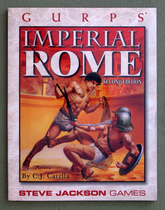 Image for GURPS Imperial Rome (2nd Edition)