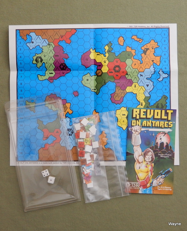 Image for Revolt on Antares: Science Fiction Minigame