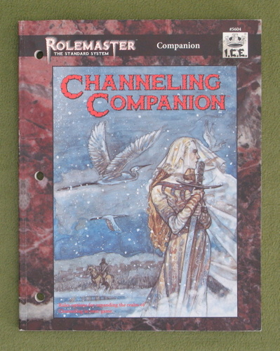 Image for Channeling Companion (Rolemaster Standard System)