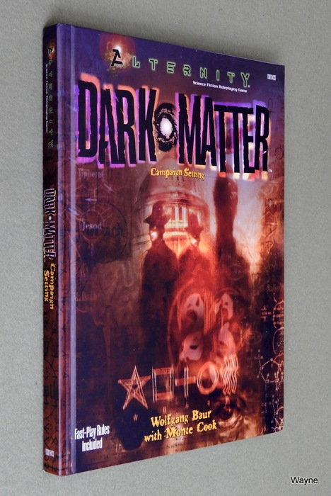 Image for Dark Matter: Campaign Setting (Alternity)