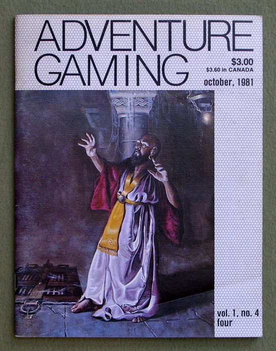 Image for Adventure Gaming Magazine, Issue 4
