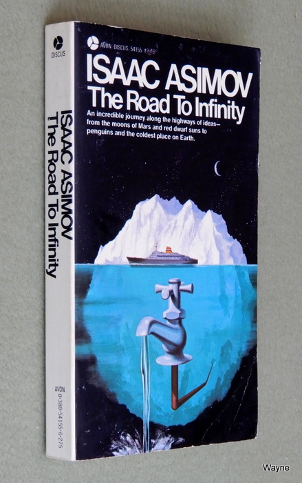 Image for The Road to Infinity