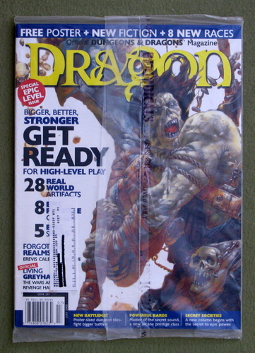 Image for Dragon Magazine, Issue 297
