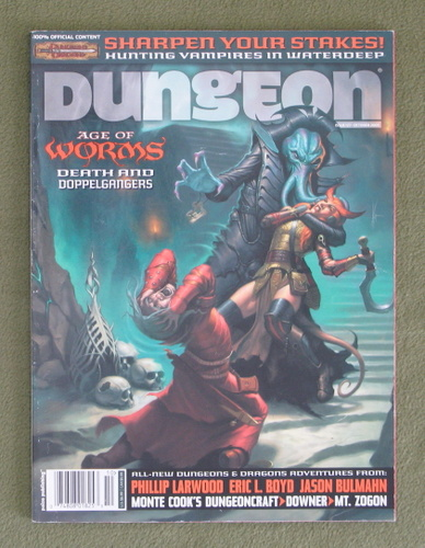Image for Dungeon Magazine, Issue 127