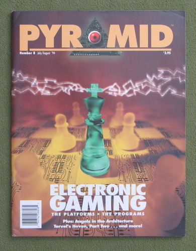 Image for Pyramid Magazine, Number 8