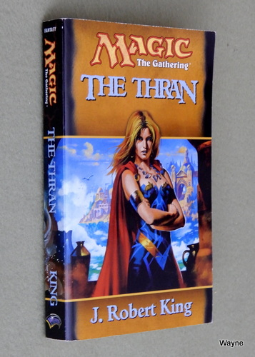 Image for The Thran (Magic: The Gathering)