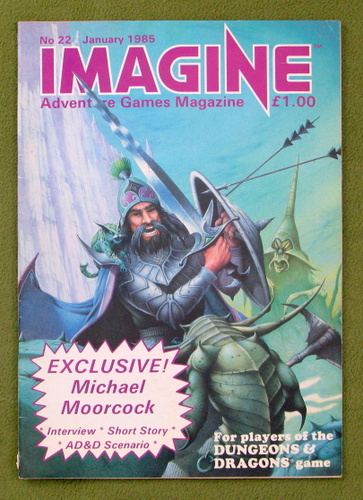 Image for Imagine Magazine, Issue 22