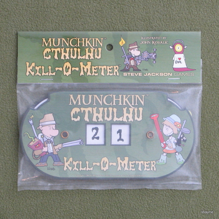 Image for Kill-O-Meter (Munchkin Cthulhu)