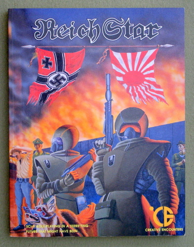 Image for Reich Star: Sci-fi Role-playing in a Terrifying Future That Might Have Been