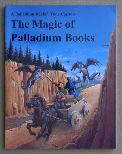 Image for The Collected Magic of Palladium Books: A Time Capsule from 1988 - 1991