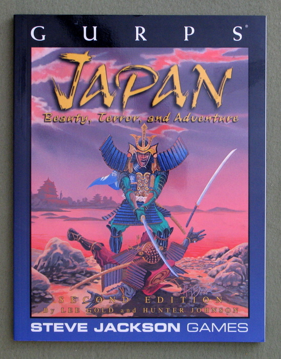 Image for GURPS Japan (2nd Edition)