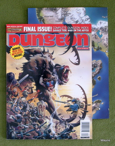 Image for Dungeon Magazine, Issue 150