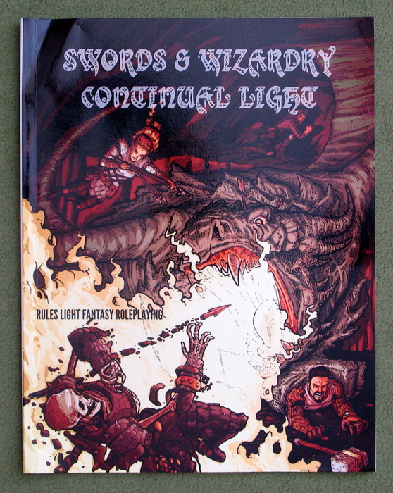 Image for Swords & Wizardry Continual Light