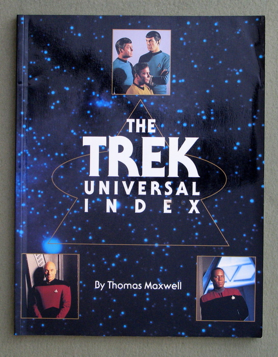Image for Trek Universal Index (Star Trek / Deep Space Nine)