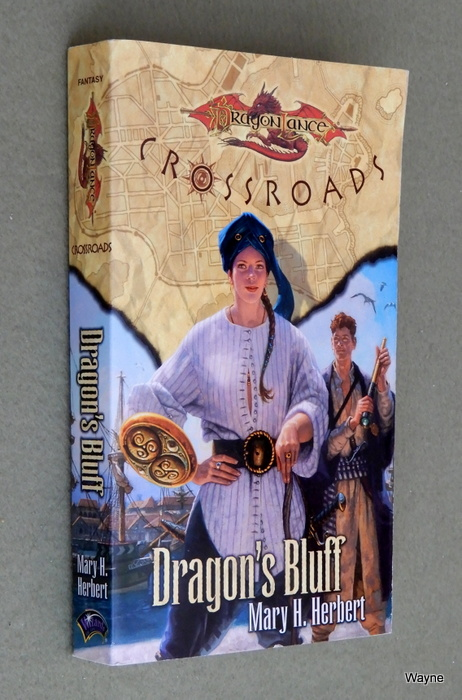 Image for Dragon's Bluff (Dragonlance: Crossroads, Book 3)