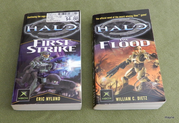 Image for HALO 2 Book Set: First Strike, The Flood