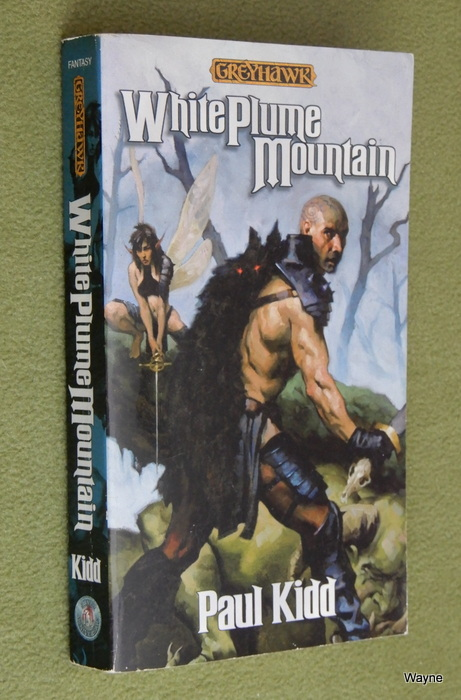 Image for White Plume Mountain (Greyhawk Novels)